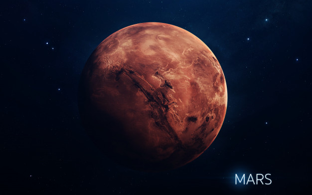 Марс - Червената планета